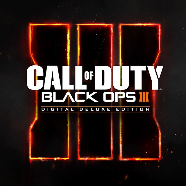 Call of Duty: Black Ops III: Digital Deluxe Edition (PS4)