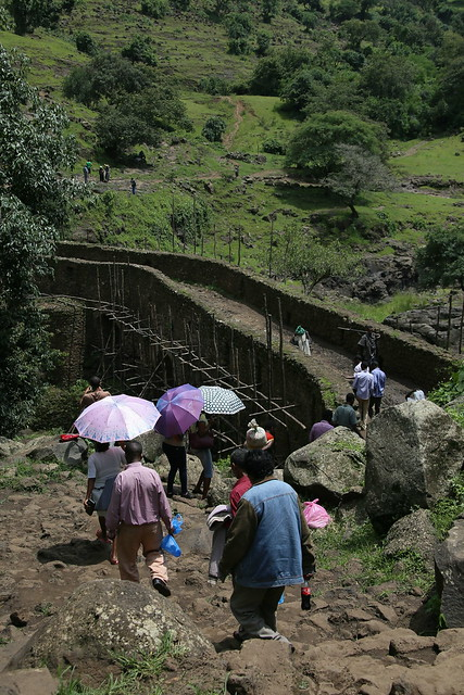 Blue Nile Falls, Tisay, Ethiopia.