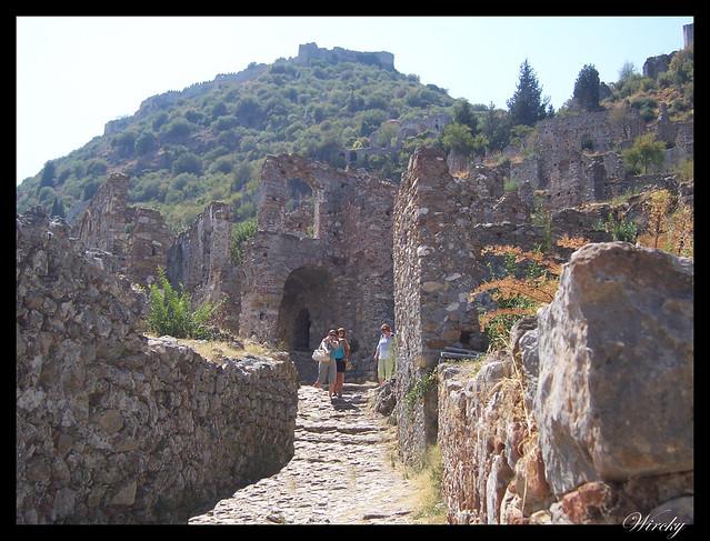 Castillo de Mistrás