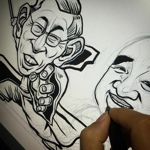 Inking ...... inking......