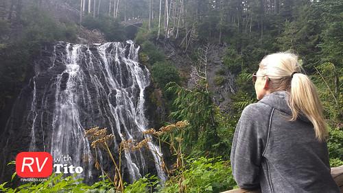 Sat, 08/15/2015 - 17:53 - Narada Falls near Mount Rainier
