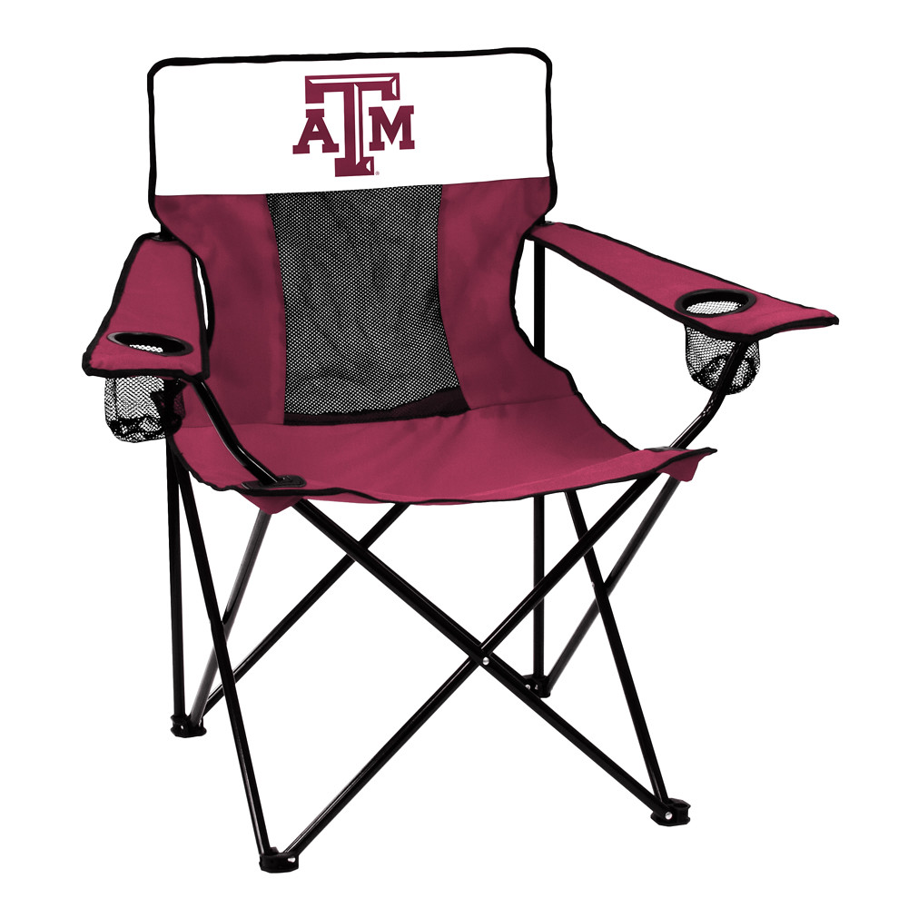 Texas A&M Elite TailGate/Camping Chair