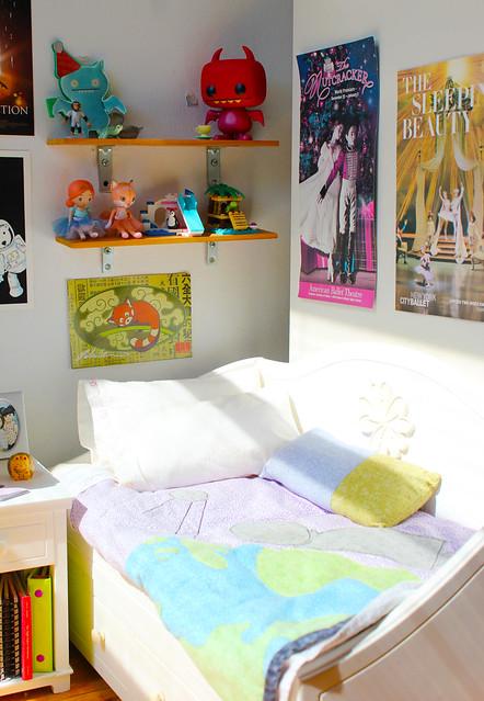 Inky's Room Tour 2015