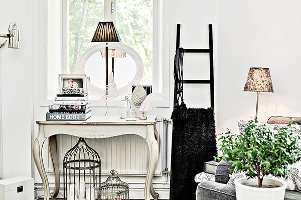 A Glamorous Modern Apartment