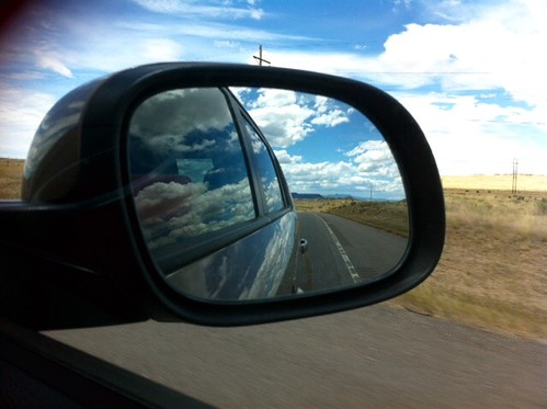 scenery colorado rearview ontheroad cowboycountry