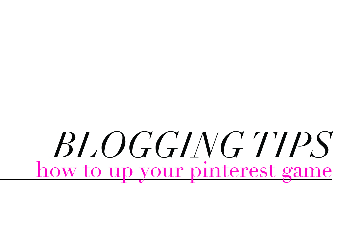 Blogging Tips: How to Increase Pinterest Followers