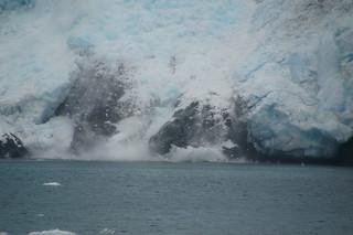 212 Afbrokkelende Aialik glacier