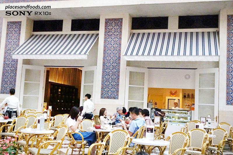 MGM Macau Grande Praça Cafe