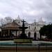 Heredia-iglesia La Inmaculada y parque central