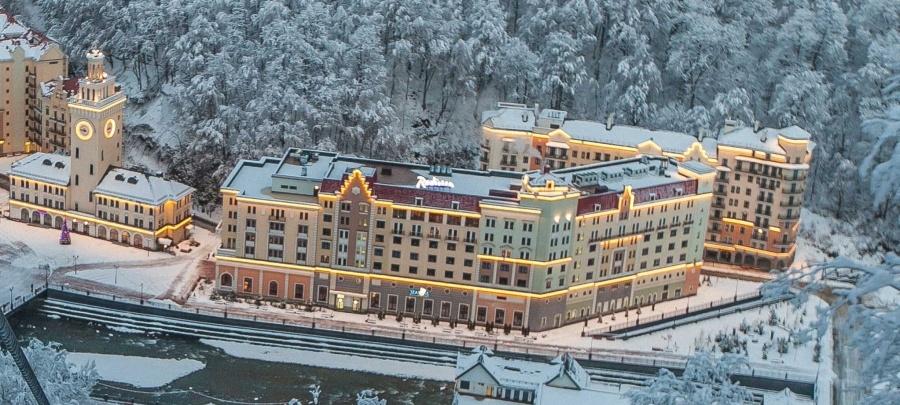 Классификация гостиниц в олимпийской столице
