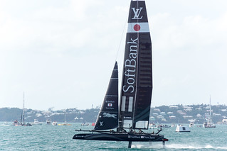 Louis Vuitton America's Cup World Series Bermuda 2015