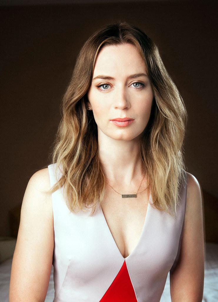 Эмили Блант — Фотосессия для «LA Times» 2015 – 2