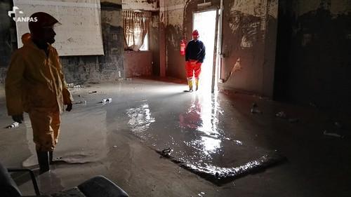 Benevento: continua l'assistenza dei volontari Anpas