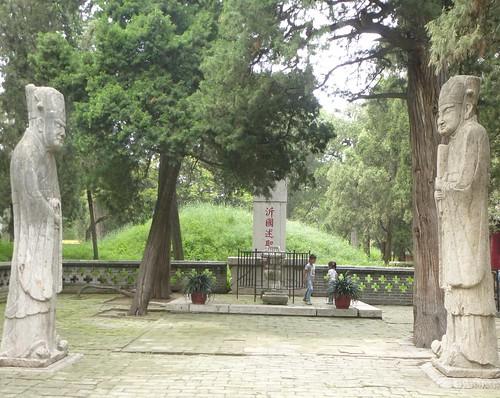 CH-Qufu-Confucius-Cimetière-Tombeaux (5)
