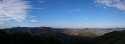 Vista desde la braña de Brenes / View from braña of Brenes,  Cantabria
