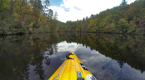 Cascade Lake and Hooker Falls-57