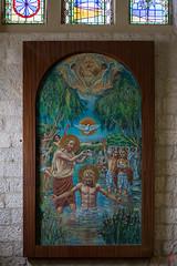 St-Jean-Baptiste baptisant le Christ