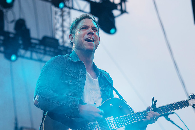 Riot Fest 2015 Day 1 - The Airborne Toxic Event