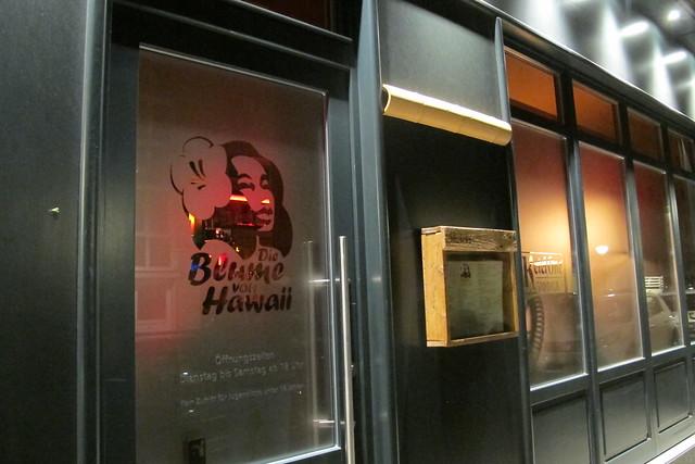 Die Blume von Hawaii exterior