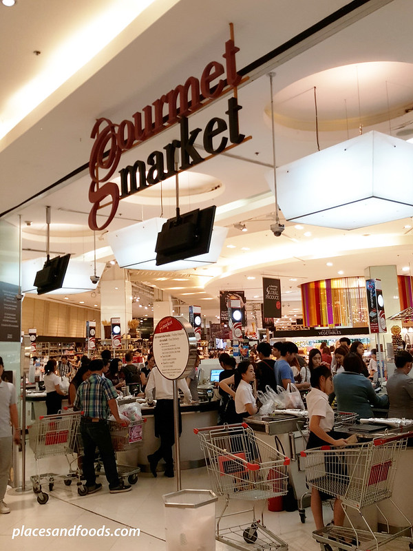 siam paragon gourmet market