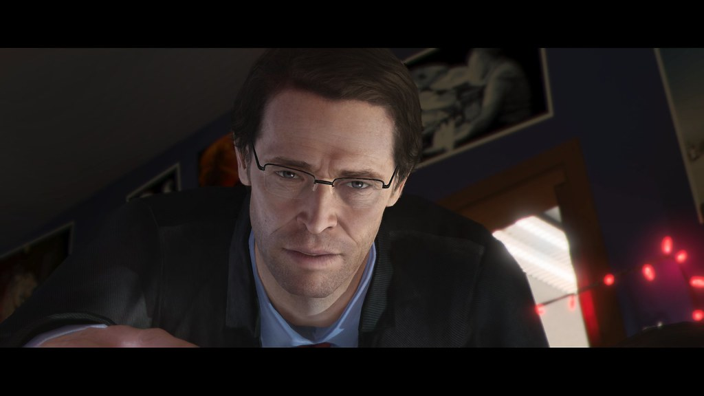 Beyond: Two Souls on PS4