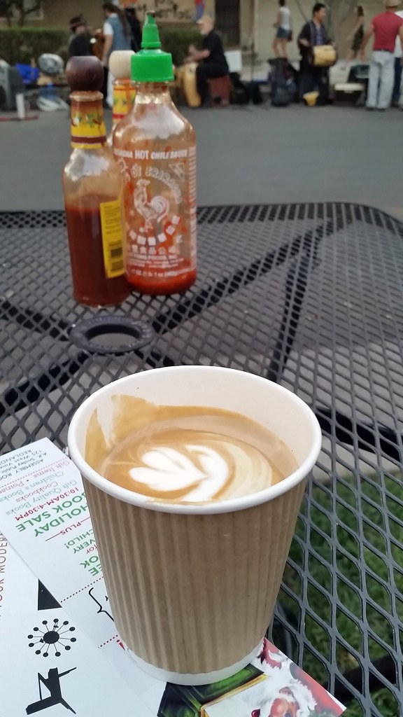 Coffeeneuring 5/7 decaf macchiato @ OAM