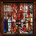 Stained-glass Window Art at Trinity Church, Boston by Apricot Cafe