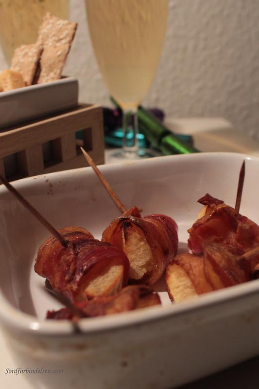 Æbleflæskhapsere - Madbloggerudfordringen10
