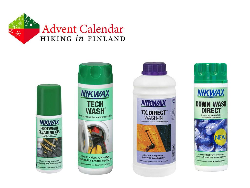 Nikwax Prizes