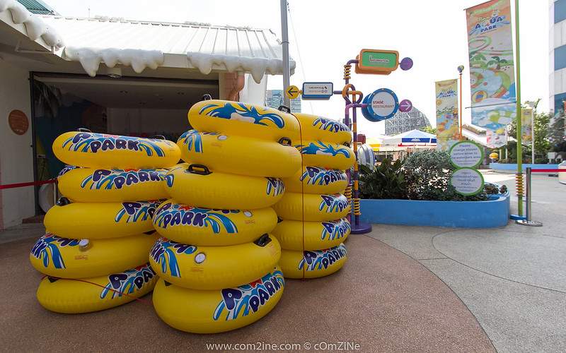 โพโรโระ อควา พาร์ค กรุงเทพฯ (Pororo Aquapark Bangkok)