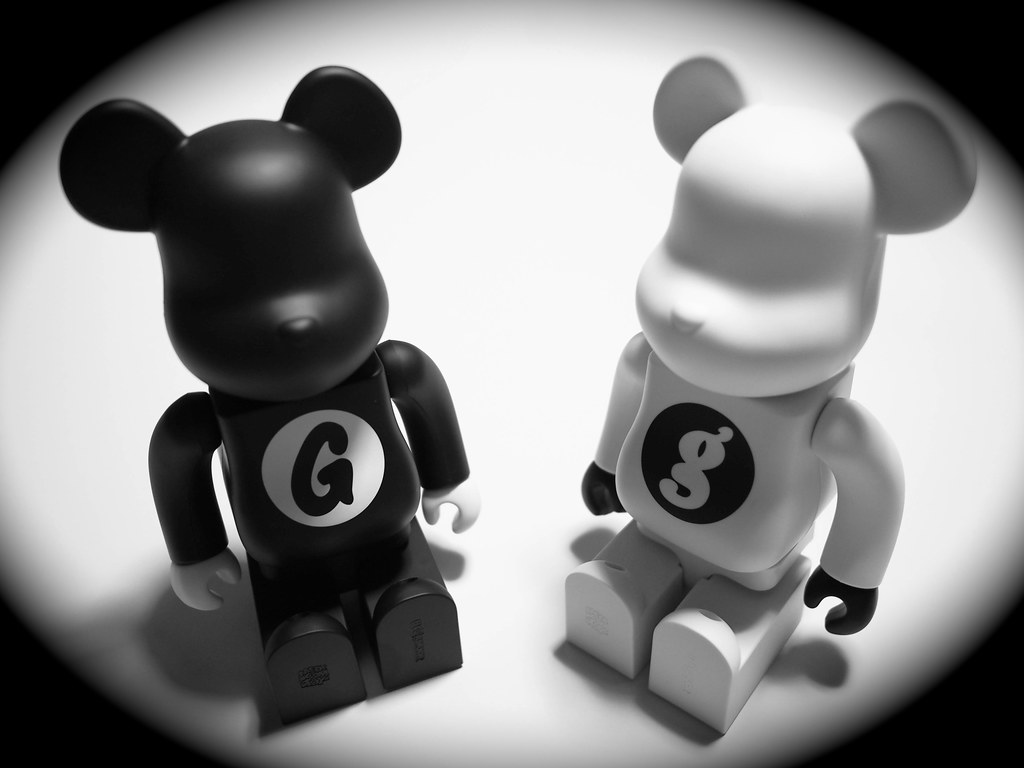 GOODENOUGH | BE@RBRICK GOODENOUGH 400%
