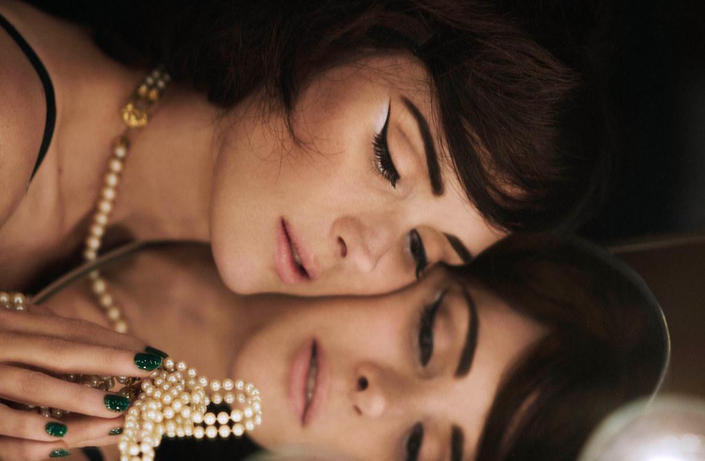 Вайнона Райдер — Фотосессия для «Marc Jacobs» 2015 – 1