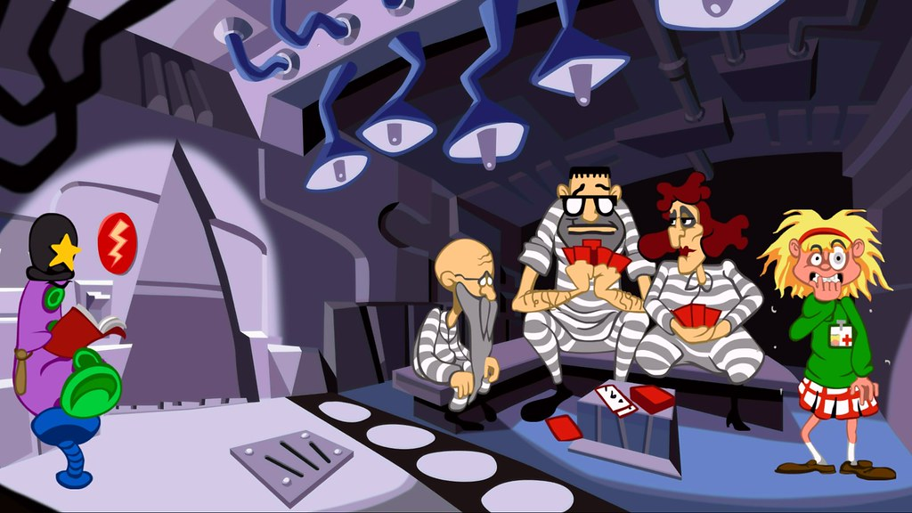 Day of the Tentacle Remastered, Image 03