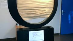 Matières sensibles, sculpture tactile musicale de Grégory Lasserre et Anaïs met den Ancxt (Scenoscosme)