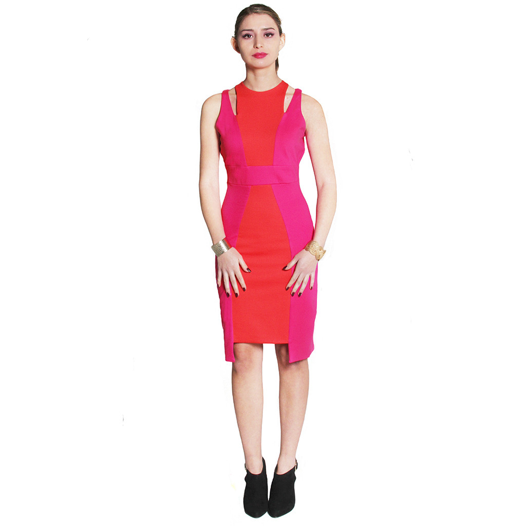 cleo-dress-pink-front-2