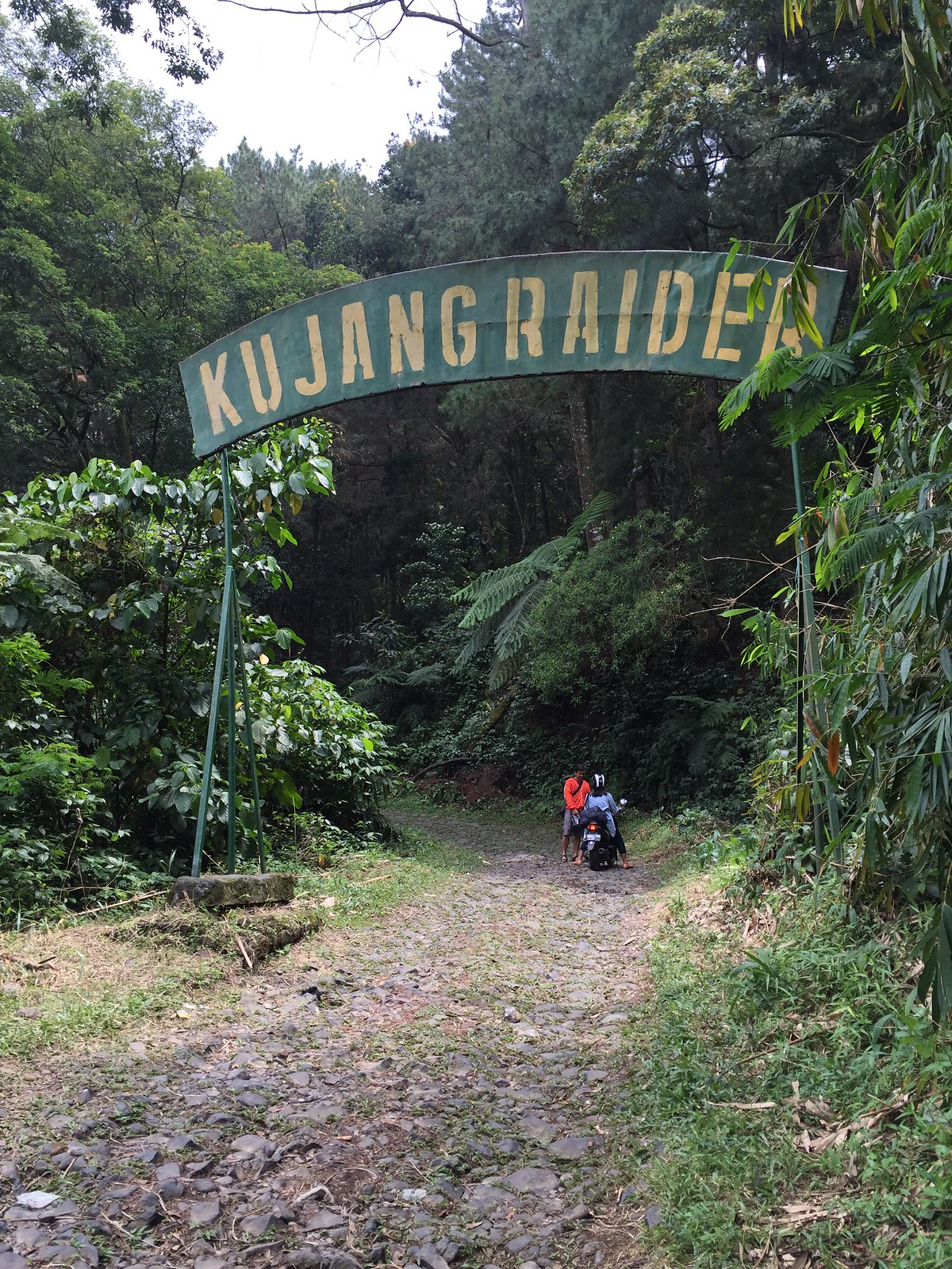 Camping Dadakan Di Sukamantri Camping Ground Bogor Nizarnizar