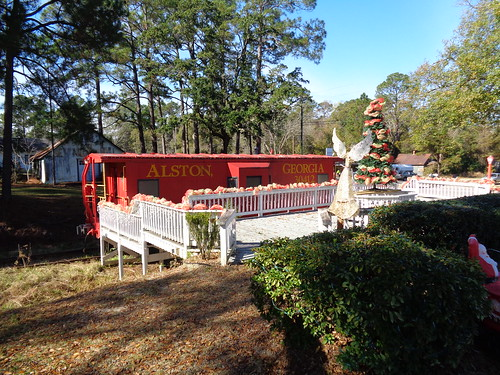 georgia caboose alston montgomerycounty christmas2015