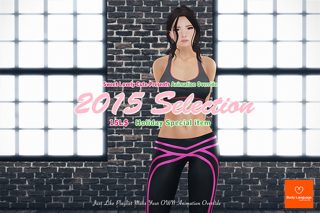 2015 Selection AO [Holiday Special item]