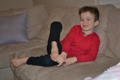 Grandson Ashton