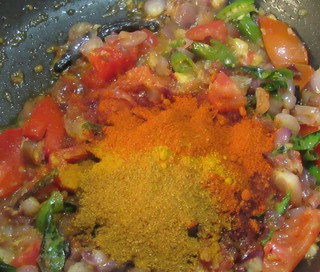 Clam Meat Masala Step - 5