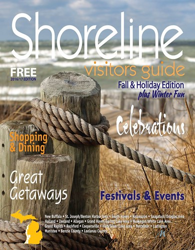 2016 Shoreline Guide Fall/Holiday Edition