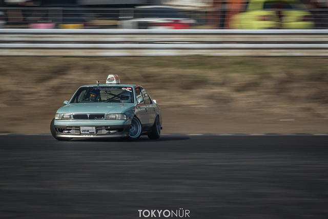 No Tofu We Pizza : Street Close? Gotta Find Another Way... - Freee's Ryohey's Nissan C34 Laurel