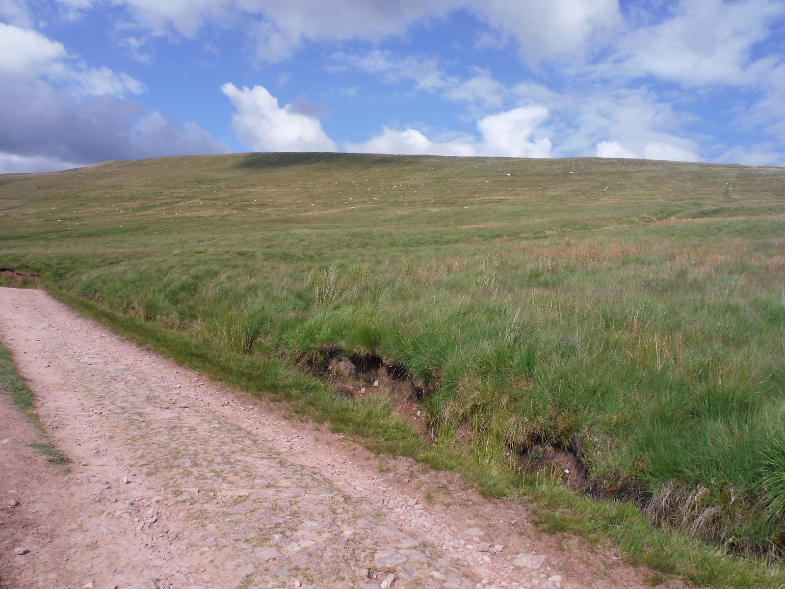 Tor Glas and 'Old Roman Road' SWC Walk 278 Breacon Beacons Horseshoe - Bannau Brycheiniog