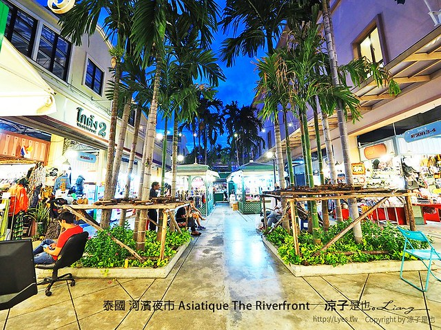 泰國 河濱夜市 Asiatique The Riverfront 84