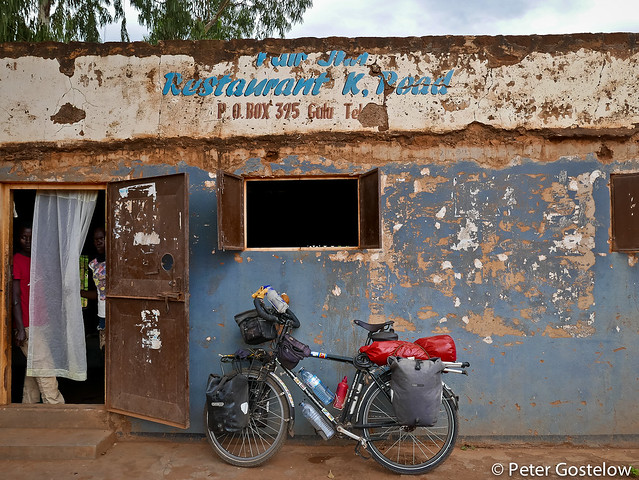 Restaurant in Gulu