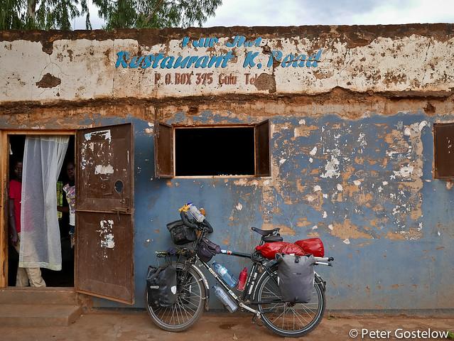 Restaurant in Gulu