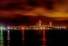 Mackinac Bridge Night by p_wells70