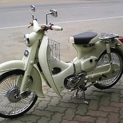 1965 Honda C 50