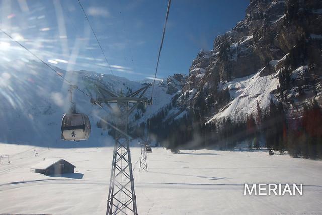 Schweiz: Titlis-Schilthorn und Mürren