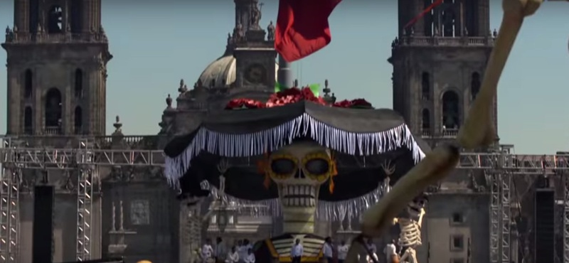 Day of the Dead Spectre